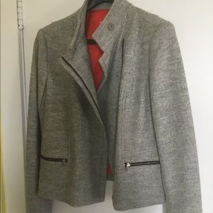 Gap lined jacket